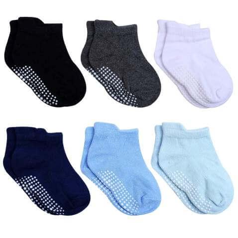 grip ankle baby socks