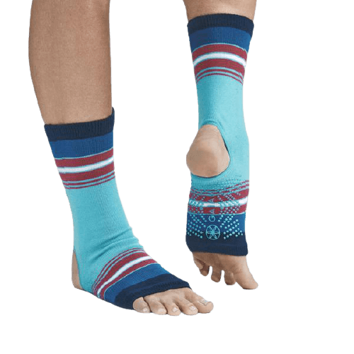 long yoga socks for women