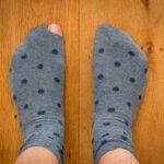 socks wear out